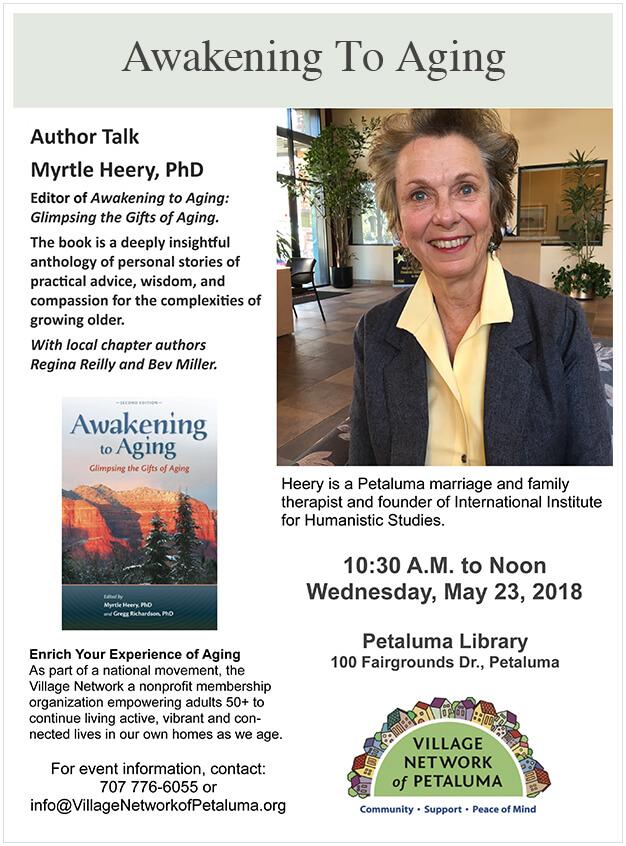 Awakening To Aging - May 23, 2018